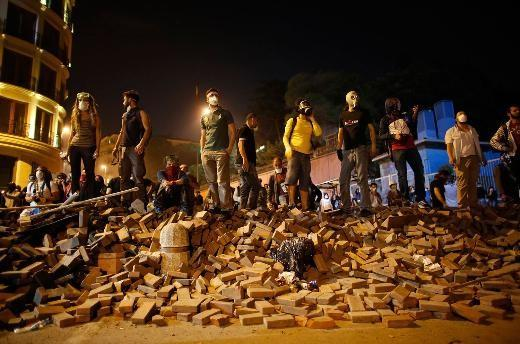 Time Dergisinden Gezi fotoğrafları - 10