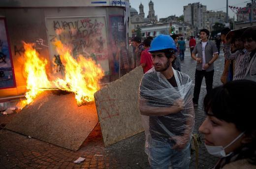 Time Dergisinden Gezi fotoğrafları - 11