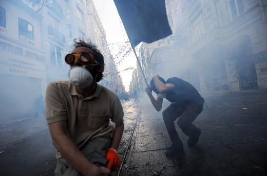 Time Dergisinden Gezi fotoğrafları - 17