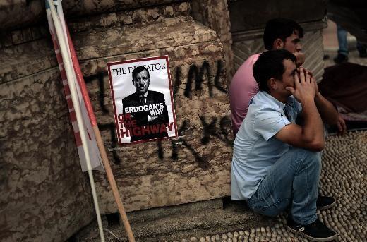 Time Dergisinden Gezi fotoğrafları - 20