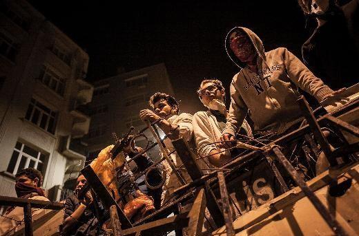 Time Dergisinden Gezi fotoğrafları - 23