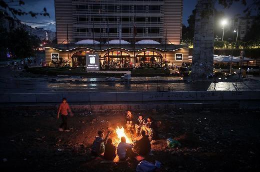 Time Dergisinden Gezi fotoğrafları - 24