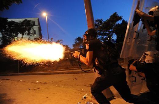 Time Dergisinden Gezi fotoğrafları - 25