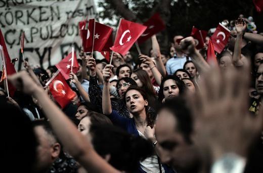 Time Dergisinden Gezi fotoğrafları - 27