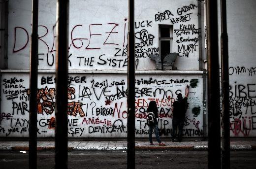 Time Dergisinden Gezi fotoğrafları - 28