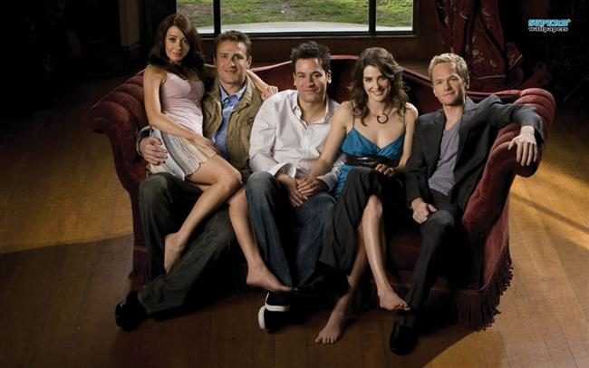 How I Met Your Mother (2.85 milyon)