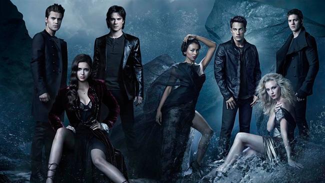 The Vampire Diaries (1.8 milyon)