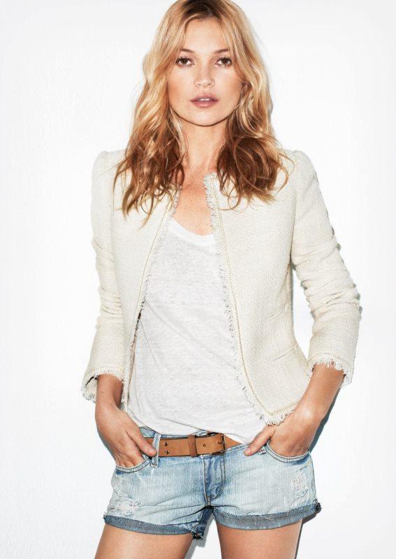 En güzel Kate Moss fotoğrafları! - 2