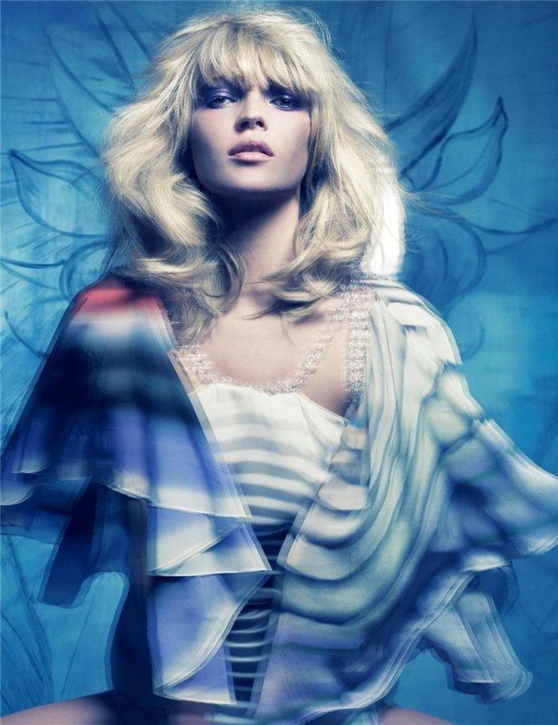 En güzel Kate Moss fotoğrafları! - 6