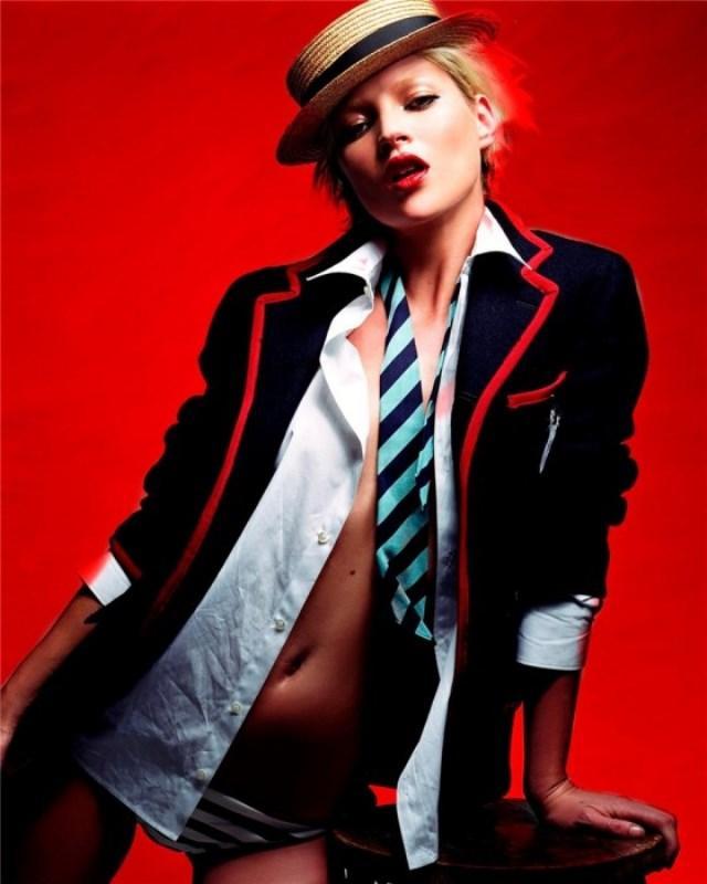 En güzel Kate Moss fotoğrafları! - 7