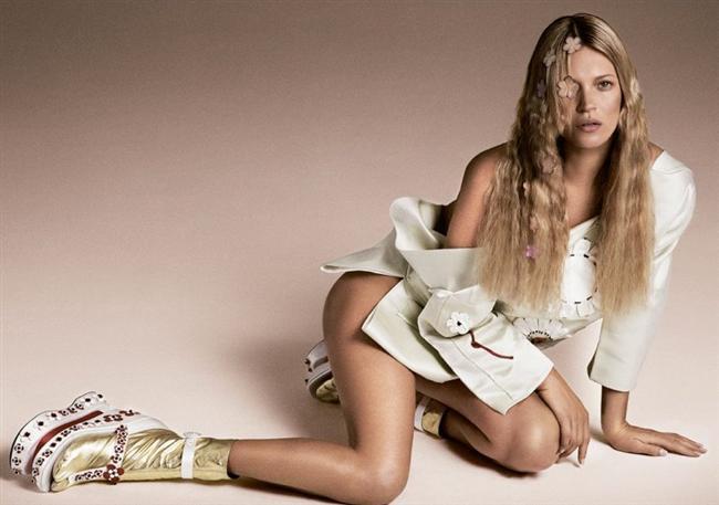 En güzel Kate Moss fotoğrafları! - 13