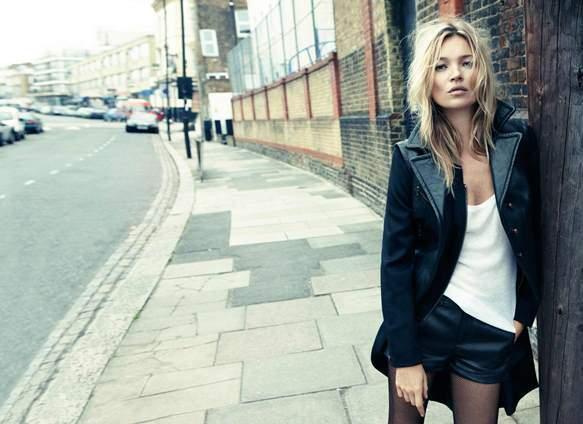 En güzel Kate Moss fotoğrafları! - 14