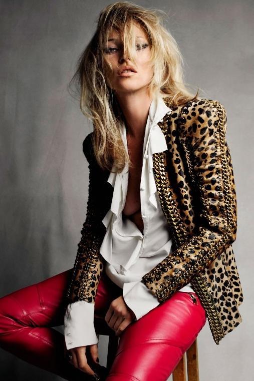 En güzel Kate Moss fotoğrafları! - 25