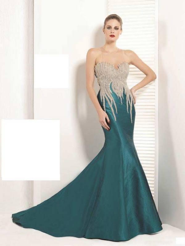 2a0e5c623e02d En trend nişan elbiseleri /14 - Moda - Mahmure Foto Galeri
