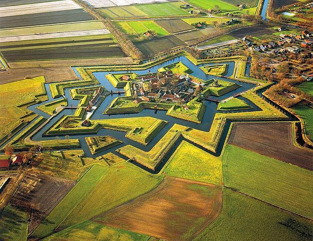 Bourtange, Hollanda