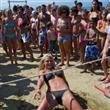 Plajda köpüklü eğlence - 47