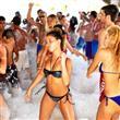Plajda köpüklü eğlence - 30