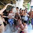 Plajda köpüklü eğlence - 46