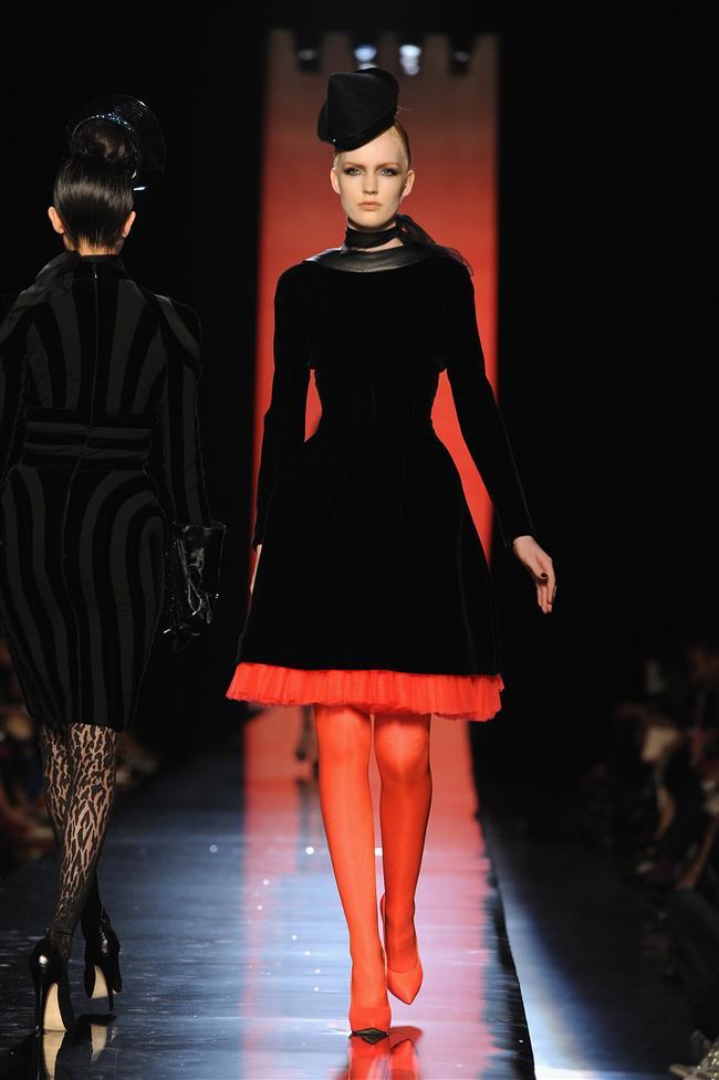 Paris Moda Haftası & Jean Paul Gaultier defilesi - 18
