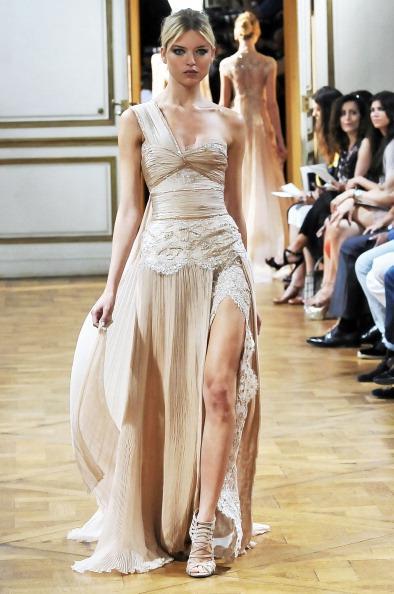 Paris Moda Haftası&Zuhair Murad defilesi - 25