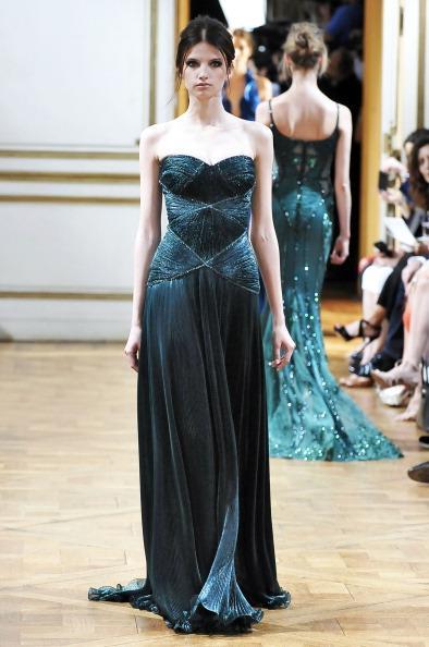 Paris Moda Haftası&Zuhair Murad defilesi - 15