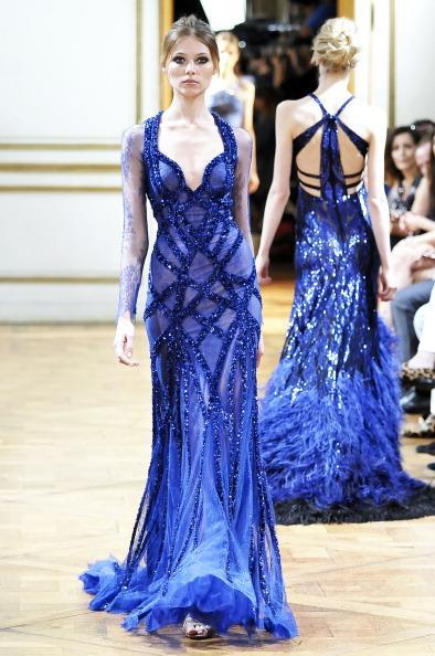 Paris Moda Haftası&Zuhair Murad defilesi - 2