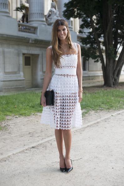 Paris Moda Haftası'ndan sokak stilleri! - 18