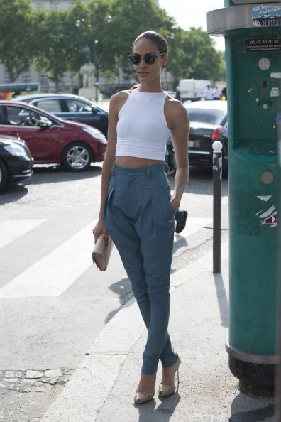 Paris Moda Haftası'ndan sokak stilleri! - 16