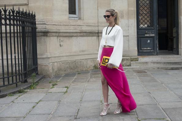 Paris Moda Haftası'ndan sokak stilleri! - 24