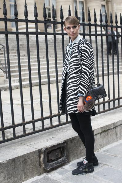 Paris Moda Haftası'ndan sokak stilleri! - 25