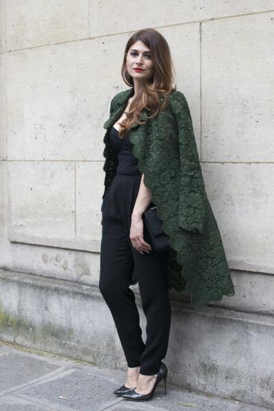 Paris Moda Haftası'ndan sokak stilleri! - 26