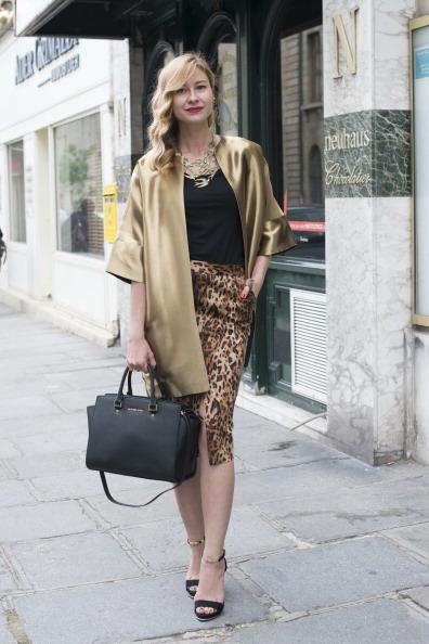 Paris Moda Haftası'ndan sokak stilleri! - 27