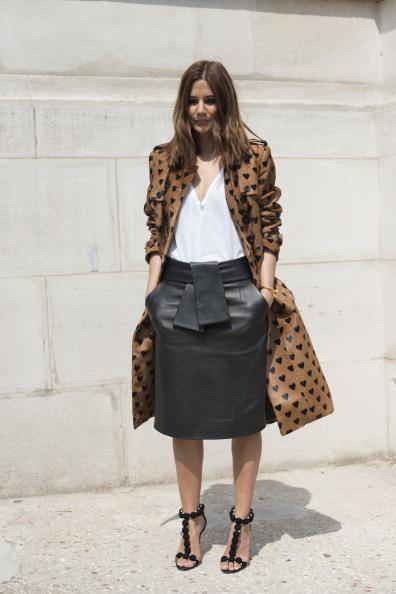 Paris Moda Haftası'ndan sokak stilleri! - 14