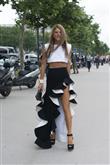 Paris Moda Haftası'ndan sokak stilleri! - 21