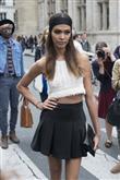 Paris Moda Haftası'ndan sokak stilleri! - 23