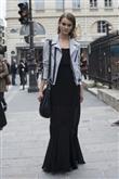 Paris Moda Haftası'ndan sokak stilleri! - 4