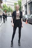 Paris Moda Haftası'ndan sokak stilleri! - 29