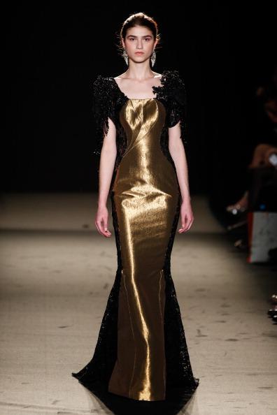 Paris Moda Haftası&Laurence Xu defilesi - 8