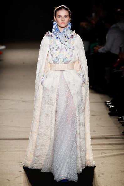 Paris Moda Haftası&Laurence Xu defilesi - 14