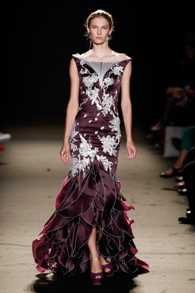 Paris Moda Haftası&Laurence Xu defilesi - 17