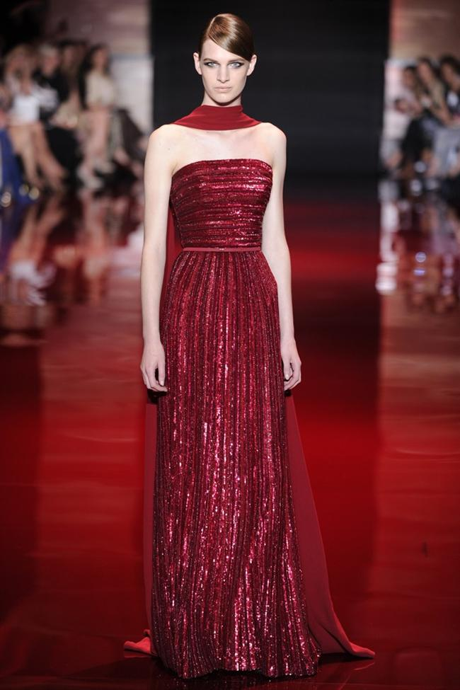 Paris Moda Haftası&Elie Saab defilesi - 41