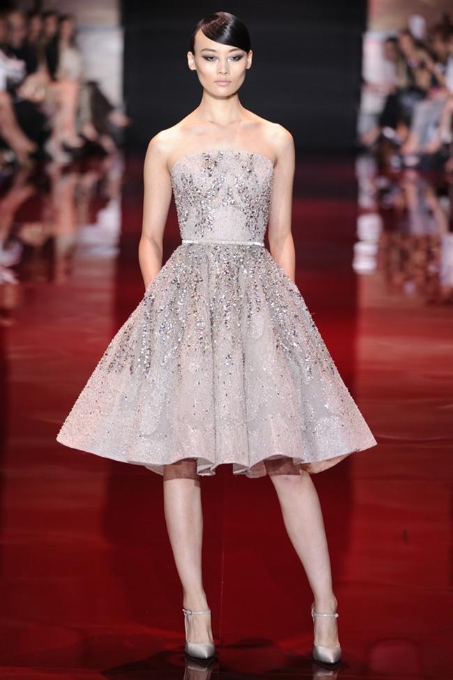 Paris Moda Haftası&Elie Saab defilesi - 20
