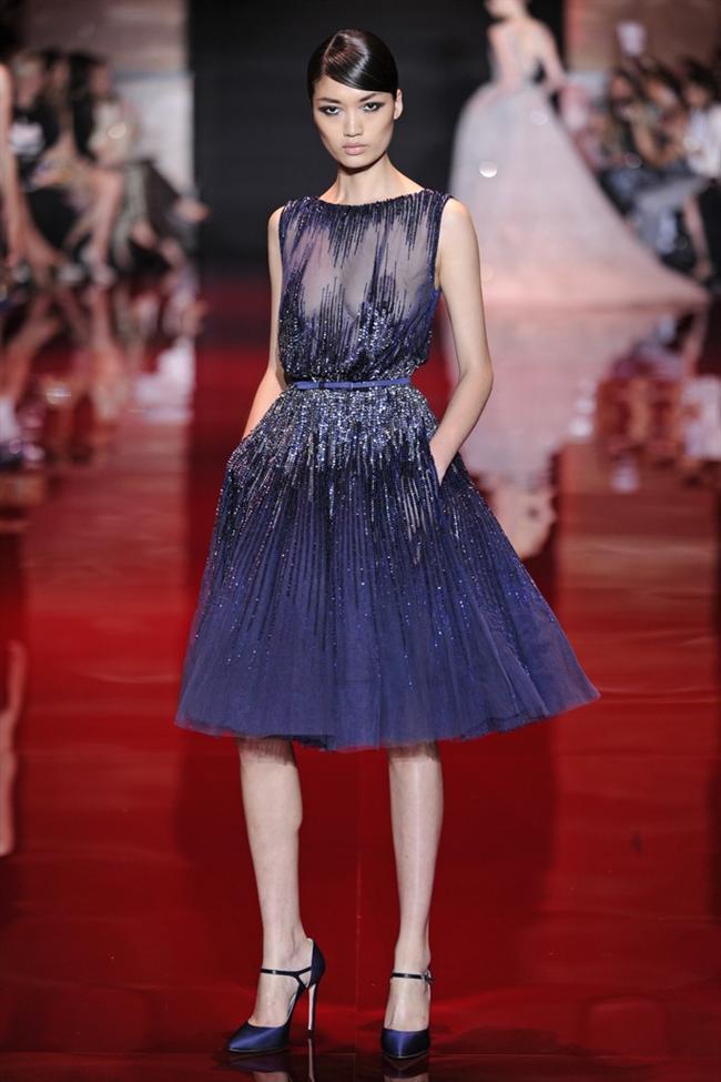 Paris Moda Haftası&Elie Saab defilesi - 43