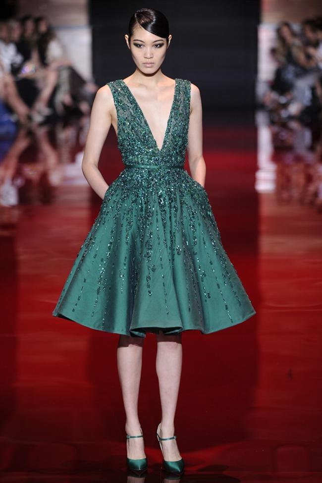 Paris Moda Haftası&Elie Saab defilesi - 1