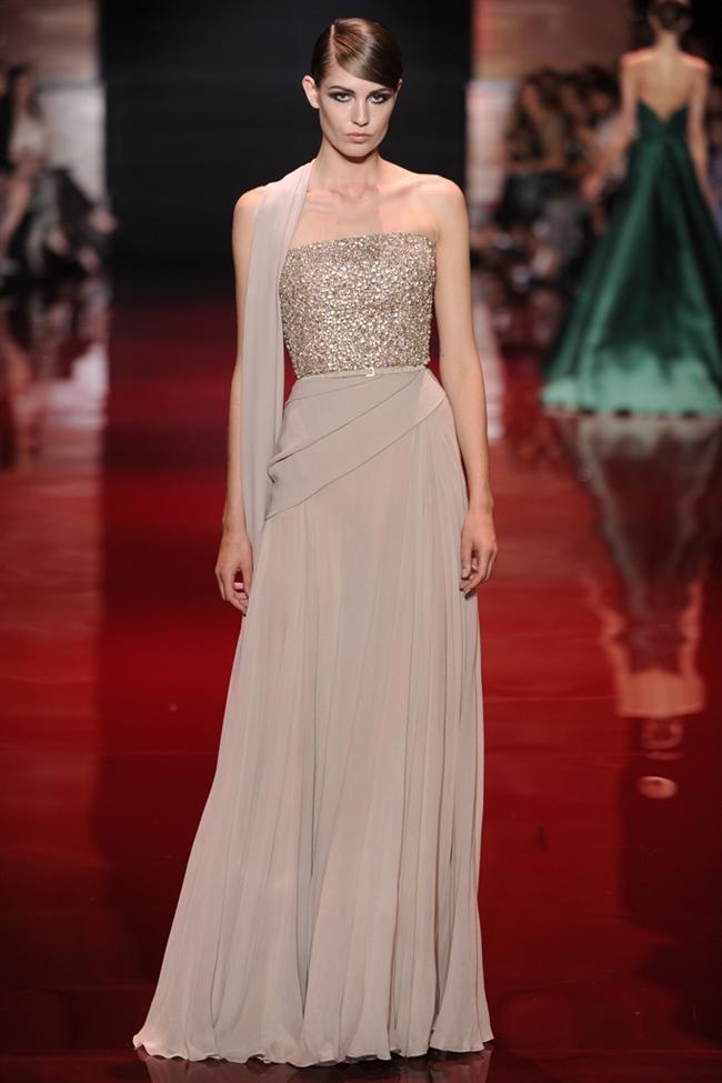 Paris Moda Haftası&Elie Saab defilesi - 23