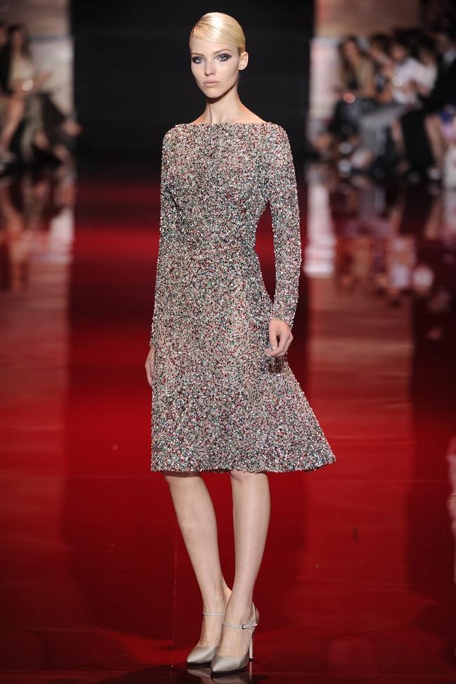 Paris Moda Haftası&Elie Saab defilesi - 6