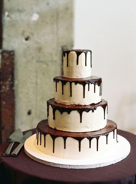 İşte en trend düğün pastaları! - 20