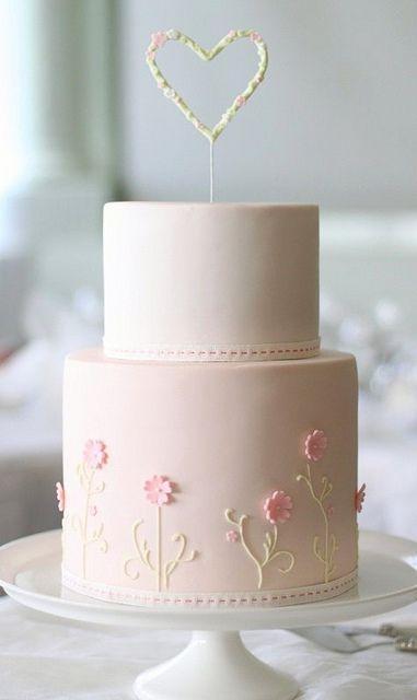 İşte en trend düğün pastaları! - 23