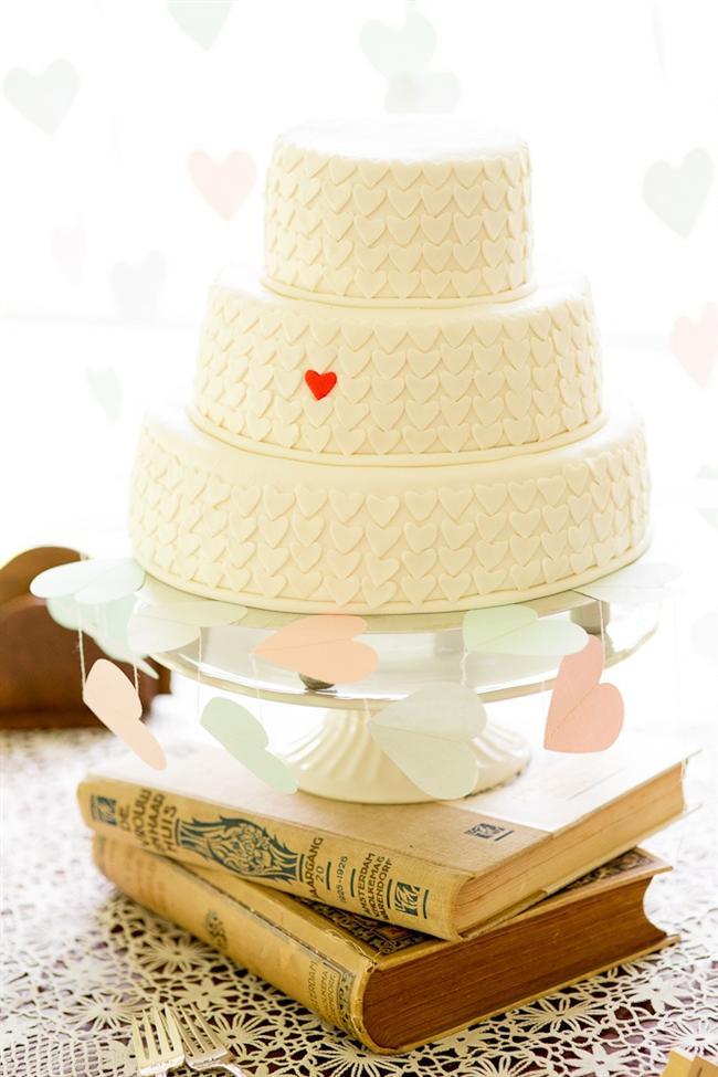 İşte en trend düğün pastaları! - 19