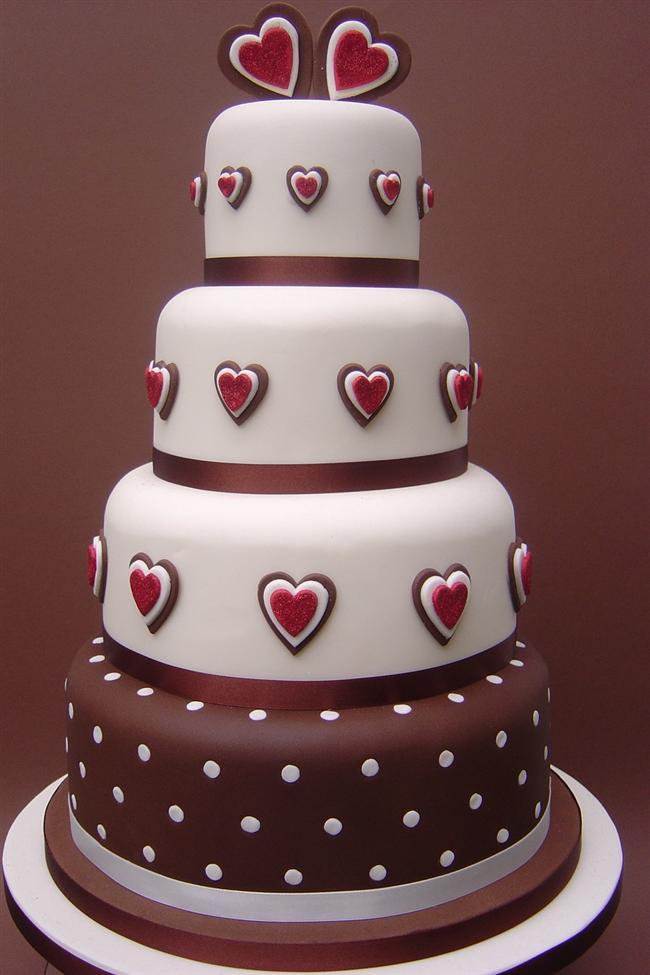 İşte en trend düğün pastaları! - 15